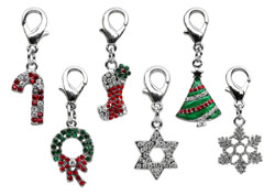 Holiday Dangling Charms